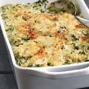 Kansas City Steak Co Creamed Spinach Casserole 30 oz.