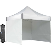 International EZ-Up ES100S 4 Wall Instant Shelter Canopy 10 x 10 ft.
