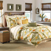 Tommy Bahama Birds of Paradise Coconut Comforter Set