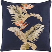 Tommy Bahama San Jacinto Embroidered Throw Pillow