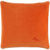 Tommy Bahama San Jacinto Velvet Throw Pillow