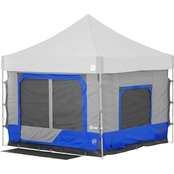 International EZ-Up Camping Cube 10 x 10 ft. Straight Leg Canopy