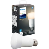 Philips Hue White A19 LED Smart Bulb