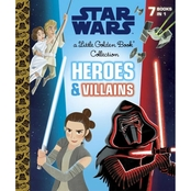 Heroes and Villains Star Wars Little Golden Book Collection
