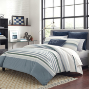 Nautica Lansier Comforter and Pillow Sham Set