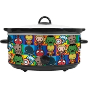 Marvel Kawaii 7 qt. Slow Cooker
