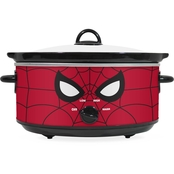 Marvel Spider-Man 7 qt. Slow Cooker