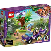 LEGO® Friends Baby Elephant Jungle Rescue 41421