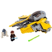 LEGO Star Wars Anakin's Jedi Interceptor 75281 Set