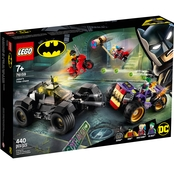 LEGO Super Heroes Joker's Trike Chase Toy 76159