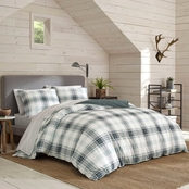 Eddie Bauer Winter Ridge Plaid Comforter Set