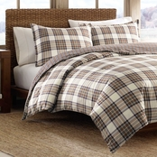 Eddie Bauer Edgewood Plaid Duvet Cover Set