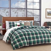 Eddie Bauer Birch Cove Plaid Duvet Cover Set