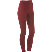 JW Fleece Cable Leggings