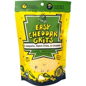 FishSki Easy Corn Grits, Jalapeno, Hatch Green Chile, Cheddar 12 units/6 oz. each