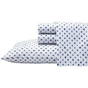 Ellen DeGeneres Cat Blue Sheet Set
