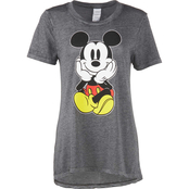 Disney Juniors Relaxed Fit Mickey Mouse Tee