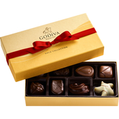 Godiva Holiday Gold 8 pc. Gift Box