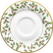 Noritake Holly and Berry Saucer