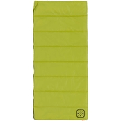 Core Equipment Youth Camp Sleeping Bag, Green