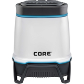 Core Equipment 1250L Rechargeable Bluetooth Speaker Lantern with USB Output