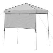 Core Equipment 6 x 4 ft. Instant Canopy with Half Sun Wall