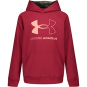 Under Armour Boys Symbol Hoodie
