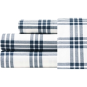 Eddie Bauer Basic Plaid Sheet Set