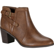 WearEver Octa Block Heel Booties