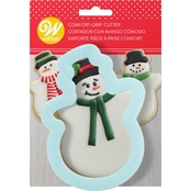Wilton Snowman Comfort Grip Cookie Cutter