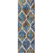 Gertmenian Avenue 33 Reyes Gayle Blue Rug