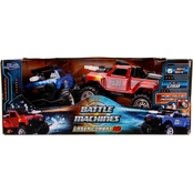 Jada Toys Battle Machines RC Twin Pack