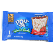 Kellogg's Pop-Tart Strawberry Whole Grain 40 pk.