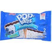 Kellogg's Pop-Tart Frosted Blueberry 72 pk.