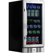 NewAir 15 in. 96 Can Beverage Cooler