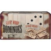 Spin Master Giant Wood Dominoes