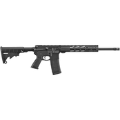 Ruger AR-556 5.56 NATO 16 in. Barrel with M-LOK Rail 30 Rnd Rifle Black