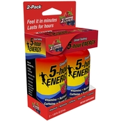 5 Hour Energy Drink, 2 Pk.