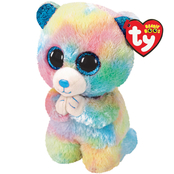 Ty Hope Multicolor Praying Bear