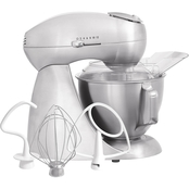 Hamilton Beach Eclectrics Sterling All-Metal Stand Mixer
