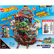 HotWheels Ultimate Garage