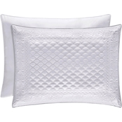 J. Queen New York Zilara King Quilted Sham