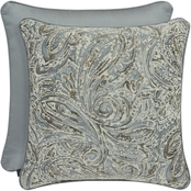 J. Queen New York Giovani Spa Square Decorative Throw Pillow