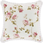 Royal Court Rosemary Square 16 in. Decorative Pillow