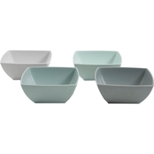 Gibson Home Grayson Square Bowls 4 pc. Set