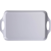 Gibson Home Tropical Sway Serving Tray 19 in.