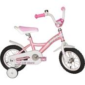 Ross Bicycles 12 in. Lil Shark Girls Bicycle with Removable Training Wheels