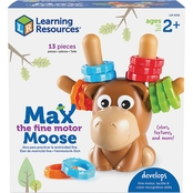 Learning Resources Max the Fine Motor Moose Toy