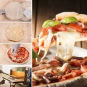 The Gourmet Market Meat Lover's Pizza Kit 5 pk.