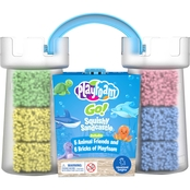 Educational Insights Playfoam GO! Squishy Sandcastle